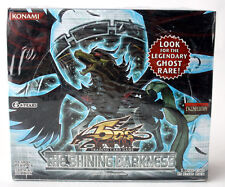 RARE YU GI OH THE SHINING DARKNESS 5D'S BOOSTER BOX OF 24 PACKS NEW SEALED MISB!