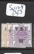 ORANGE FREE STATE  (P3105B)  TREE  VRI SG 112-4     MOG