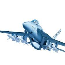 Avion militaires miniatures gris en plastique