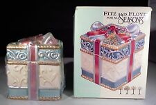 Fitz and Floyd Patchouli Pine Candlecup