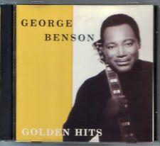 GEORGE BENSON - Golden Hits 2CD -  UNIQUE BULGARIA SILVER DISC