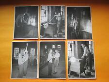 Foto Serie alte Berufe Glasbläser 40er Jahre