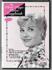 VIEW Video, Patti Page - The patti page Video Songbook , USED DVD
