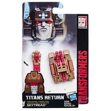 """NEW TRANSFORMERS GENERATIONS TITANS RETURN TITAN MASTER SKYTREAD 3"""" FIGURE B8354"""