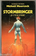 MICHAEL MOORCOCK ¤ STORMBRINGER ¤ LE CYCLE D'ELRIC ¤ 1987 pocket SF
