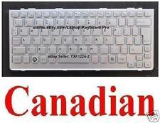 Toshiba Mini NB200 NB205 Keyboard - CA - NSK-TJ02M 9Z.N2P82.02M PK130811A28