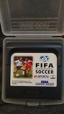 FIFA International Soccer pour Sega Game Gear