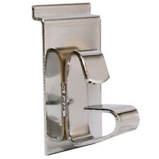Slatwall Wheel and Rim Holder - Chrome - Lot of 5