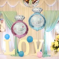 New Foil Balloon I Do Engagement Ring Wedding Bridal Shower Proposal Decoration