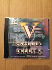 V Channel Chart 5 - Mega Sound Rare Bollywood 1st Edition Canada CD