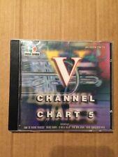 V Channel Chart 5 - Mega Sound Rare Bollywood 1st Edition Canada CD