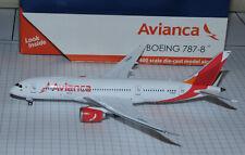 GEMINI JETS 1/400 Boeing B787-8 AVIANCA N781AV