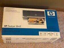 NEW! HP Deskjet 3845 Standard Color Inkjet Printer