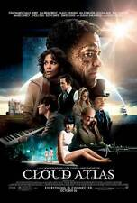 "CLOUD ATLAS  Movie Poster [Licensed-New-USA] 27x40"" Theater Size Tom Hanks"