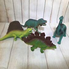 "Dinosaur mixed lot 8""  (D)"