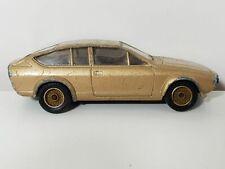 Voiture Miniature 1/43 SOLIDO Made in France n° 1305 Alfa Romeo Alfetta GTV
