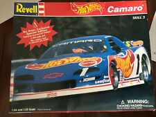 Revell Hot Wheels Camaro Skill 3 1/25 Avon Special Plastic Model Kit w/ 1:64 car