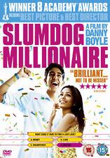 SLUMDOG MILLIONAIRE - DVD - REGION 2 UK