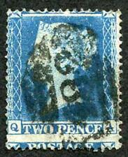 2d Star (QA) Perf 16 wmk small crown