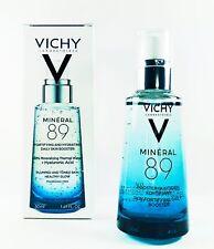 VICHY Mineral 89 Hyaluronic Acid Daily Hydrating Moisturizer 1.69 fl oz EXP 2021