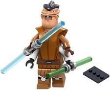 Star Wars Pong Krell Jedi Master Custom Lego Mini Figure Clone Wars General Toy