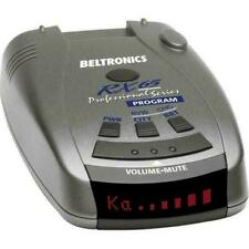 Beltronics RX65RED Professional Radar Detector - Black BRAND NEW SEALED.