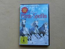 Grosse Pferde Filme Box Tierfilm Pferd 6 Filme  8 Stunden Länge 2 DVD Neu OVP