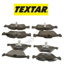 For Mercedes W211 E320 E350 4Matic Set of Front & Rear Brake Pads Textar OEM