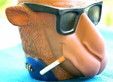 CAMEL head in rubber for collectors. USA, 1991 special edition. ULTRA RARE!