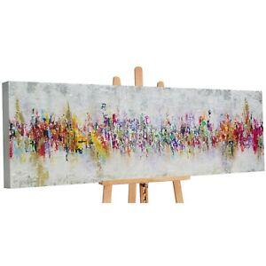 100% Handgemalt Acryl Gemälde handgemaltes Wand Bild Kunst Leinwand Abstraktion