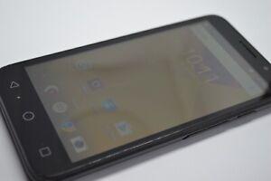 Vodafone Smart Turbo 7 Black (UNLOCKED)  Smartphone