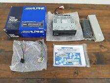 Old school Alpine TDA-7565r Tuner Cassette Player