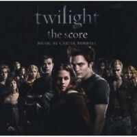 BURWELL/OST - TWILIGHT-BIS(S) ZUM MORGENGRAUEN (THE SCORE)  CD SOUNDTRACK NEW