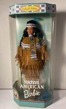 NIB Barbie Native American Navajos Doll Figure of the World Mattel 4th Edition