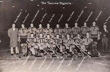 1948 1949 Tacoma Rockets 8X10 Team Photo Washington Usa Hockey Usa