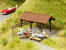Noch Scene in a Box Garden Party 12031 HO Scale (suit OO also)