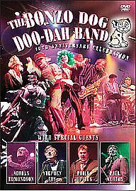THE BONZO DOG DOO-DAH BAND 40TH ANNIVERSARY CELEBRATION R2 DVD LIVE IN CONCERT