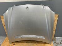 03-09 Mercedes W211 E55 AMG E500 E320 Hood Panel Assembly Brilliant Silver OEM
