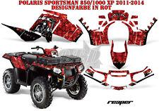 AMR Racing DECORO GRAPHIC KIT ATV POLARIS SPORTSMAN modelli Reaper B