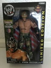 Wwe / Wwf Mega Rare Limited Edition Rey Mysterio Wrestling Figure Must See Wow!!