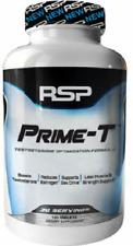 RSP Nutrition Prime-T 120Cap Prime Testosterone Booster T DIM Bomb DAA FREE POST