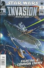 Star Wars Comic Issue 4 Invasion Revelations Modern Age First Print 2011 Taylor