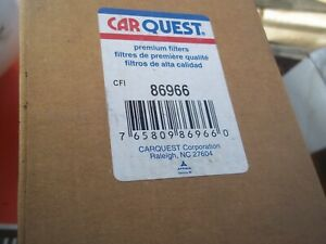 CARQUEST 86966 Fuel Filter  CROSS WITH  WIX  33966