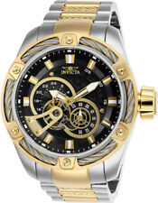 Invicta Men's Bolt Automatic Chronograph Two Tone Stainless Steel Watch 26777