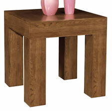 Traditional Solid Wood Side & End Tables