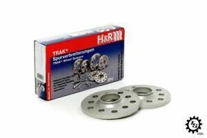 H&R DR Trak+ 20mm Wheel Spacers New for 1997-2003 BMW E39 525i 528i 530i 540i M5