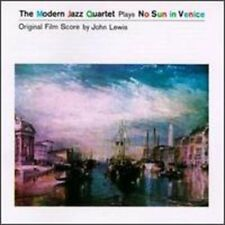 The Modern Jazz Quartet - No Sun in Venice [New CD] Manufactured On Demand