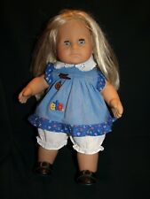 Vintage Zapf Creation Doll 1989 Max Zapf
