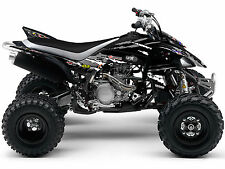 RAPTOR 250 YAMAHA GRAPHICS KIT DECO STICKERS ATV QUAD 4 WHEELER FOUR