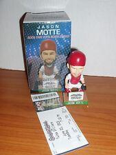 St Louis Cardinals - Springfield Cardinals Jason Motte Bobblehead SGA 6/23/15